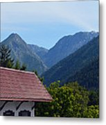 Leavenworth Metal Print