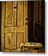 Leaving Home Metal Print
