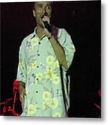 Lee Greenwood Sings Metal Print