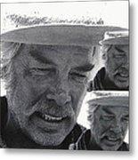 Lee Marvin Monte Walsh #1 Old Tucson Arizona 1969-2012   Metal Print