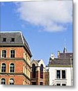 Leeds Buildings Metal Print