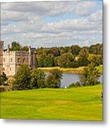 Leeds Castle Golf 2 Metal Print