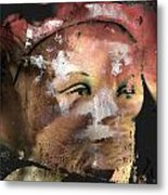 Left Alone Willingly  Metal Print