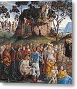 Legacy And Death Of Moses Metal Print