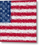 Legalize This Flag Metal Print