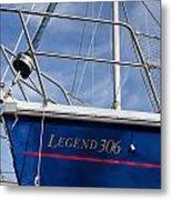 Legend 306 Metal Print
