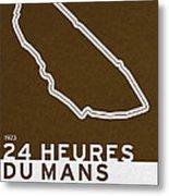 Legendary Races - 1923 24 Heures Du Mans Metal Print