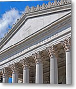 Legislative Building - Olympia Washington Metal Print