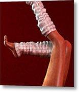 Legs II... Metal Print