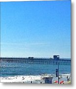 Leisure Time  Metal Print