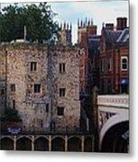 Lendal Tower York Metal Print