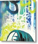 Lennon Metal Print by dreXeL