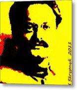Leon Trotsky Metal Print