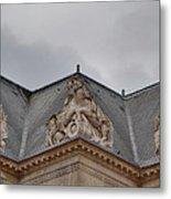 Les Invalides - Paris France - 011314 Metal Print by DC Photographer