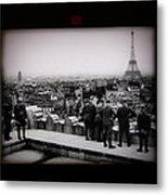 Les Invalides - Paris France - 011367 Metal Print