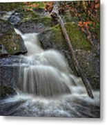 Let It Flow Metal Print by Evelina Kremsdorf