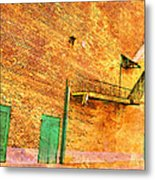 Let Me Out Of Here Metal Print