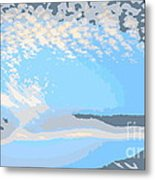 Let Your Spirit Fly Metal Print