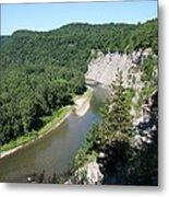 Letchworth State Park Genesee River I Metal Print