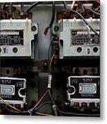 Letchworth Village Circuits Metal Print