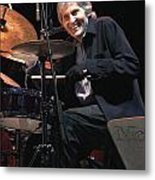 Levon Helm And His All Star Band Metal Print