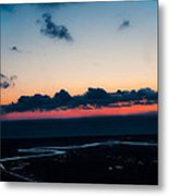 Lewes-rehoboth Canal @ Sunrise Metal Print