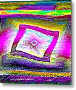 Lgbtq Free And Unframed  V.3 Metal Print