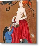 Liberation From The Past Metal Print