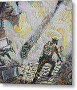 Liberator's Guardian Angles Metal Print