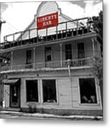 Liberty Bar  Metal Print