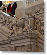 Library Of Congress - Washington Dc - 011313 Metal Print by DC Photographer