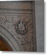 Library Of Congress - Washington Dc - 011319 Metal Print by DC Photographer