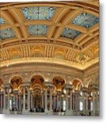 Library Of Congress - Washington Dc - 011322 Metal Print