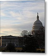 Library Of Congress - Washington Dc - 011325 Metal Print by DC Photographer