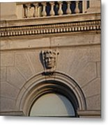 Library Of Congress - Washington Dc - 011328 Metal Print by DC Photographer