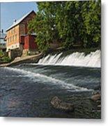 Lidtke Mill 1 A Metal Print