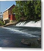 Lidtke Mill 1 B Metal Print