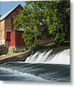 Lidtke Mill 2 Metal Print