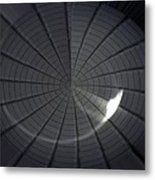 Life Creation Wheel Metal Print