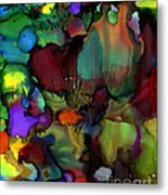 Life In Another World Metal Print
