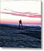 Life Is A Beach Metal Print
