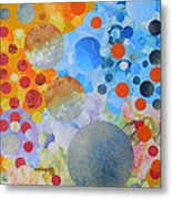 Life The Universe And Everything Metal Print