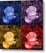 Life's Colors Metal Print