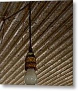 Light And Rays Metal Print
