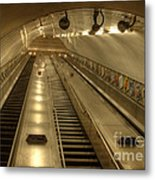 Light At The End ... Metal Print