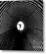 Light At The End Of The Tunnel? Metal Print