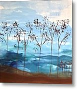 Light Breeze Metal Print