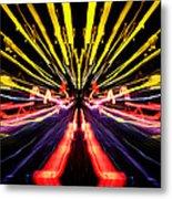 Light Fantastic 15 Metal Print