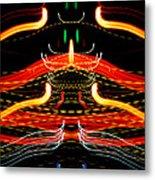 Light Fantastic 39 Metal Print