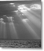 Light From Heaven Metal Print